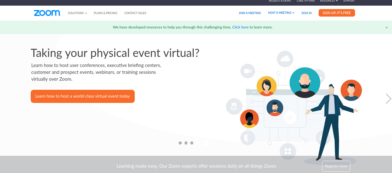 how to use zoom for meeting
