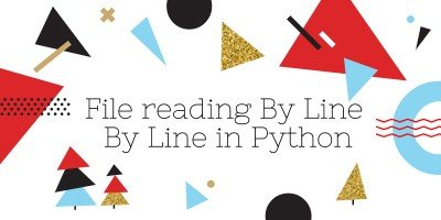 Python read file line by line