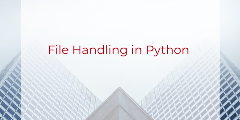 how to open files in python