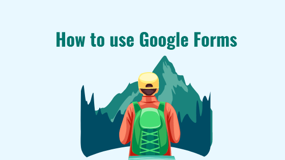 Google Forms Sign in